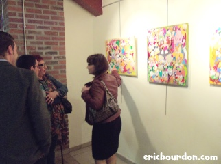 Art and Creation - Exhibition 2014 - Eric Bourdon
