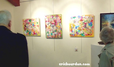 Universal Art and Creation 2014 - Eric Bourdon
