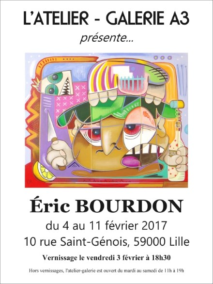 poster-exhibition-eric-bourdon-A3-2017