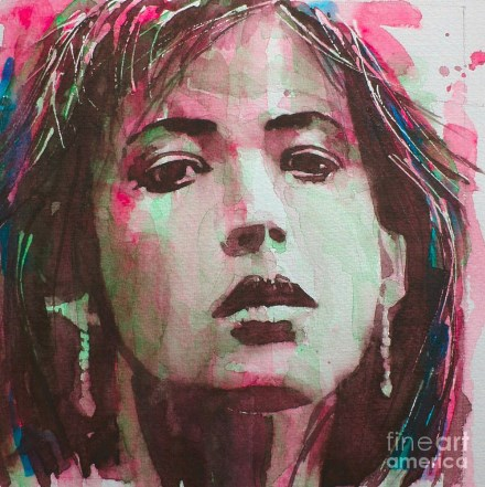 sophie marceau paul lovering watercolor 440 eric bourdon
