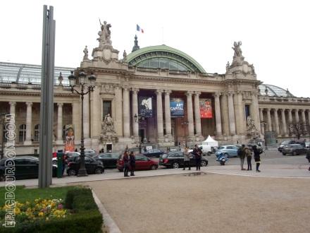 art capital grand palais paris eric bourdon