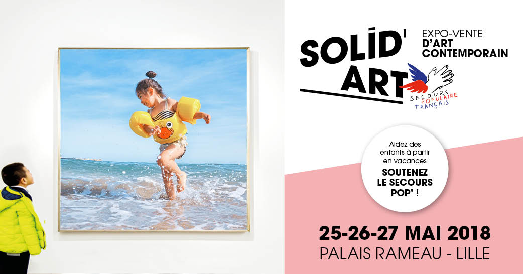 solid art exhibition solidarity eric bourdon lille 2018