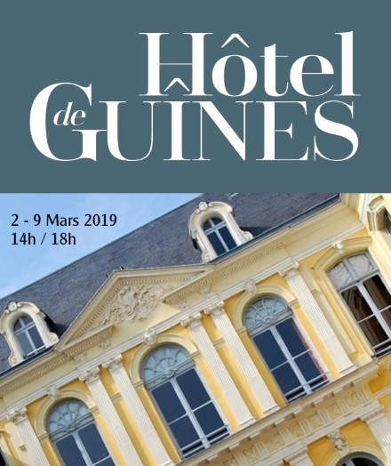 arras exhibition gallery hotel guines eric bourdon